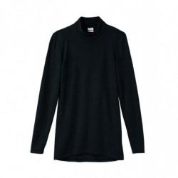 T-Shirt Col Montant femme...