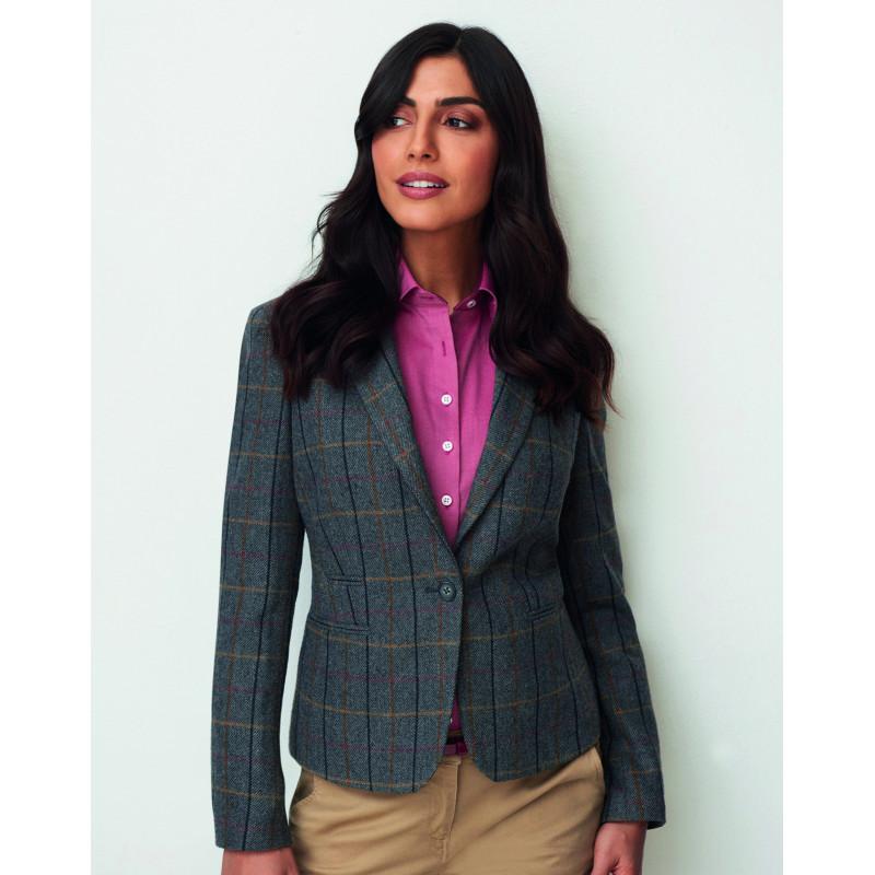Veste Femme En Tweed