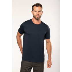 T-shirt col rond...